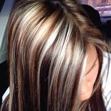 stunning highlights for brown hair