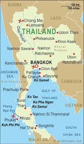Maps Map And Guides Travel Thailand