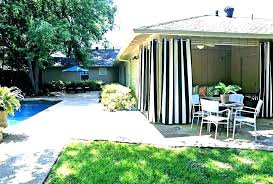 home dazzling outdoor patio curtains porch ideas curtain image of best for interior decor s outdoor