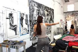 take a marathon this summer at the new york studio school join us for a two week intensive in drawing painting or sculpture that will invigorate and