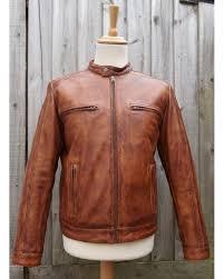 tan leather biker jacket coats jackets