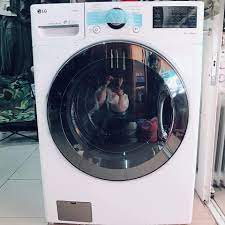 📣📣MÁY GIẶT LG True Balance 20kg Hàng nhập khẩu Mỹ❤️ 👉Tình trạng :chưa sử  dụng ,độ mới 98% 👉Điện năng :110V 👉Kiểu máy giặt: Cửa ngang 👉Kiểu lồng  giặt: Lồng ngang 👉Khối