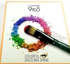 lakme 9 to 5 makeup kit