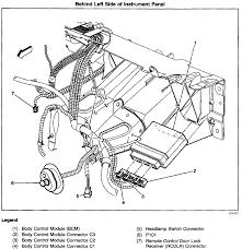 2007 Chevrolet Uplander Engine Diagram