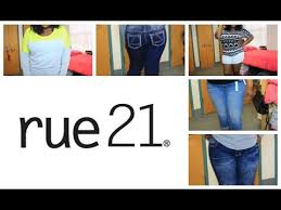 Rue 21 Plus Size Try On Haul Review Youtube