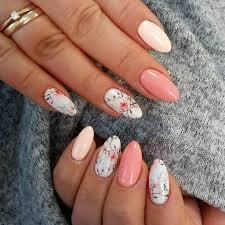 nail designs spring gel almond beautiful 80 cute almond shaped nail designs 2018 nail design best