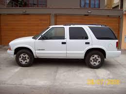 Blazer chevy blazer 2003 : Chevrolet Blazer 2003 - image #29
