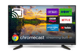 Cello C40CCT2 40 inch Google Chromecast Wifi LED TV Full HD Mirror Apps  Direct from your Phone Made In The UK,- Buy Online in Bahamas at  bahamas.desertcart.com. ProductId : 156771700.