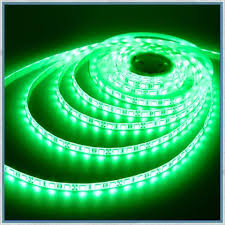 Green Led Light Strips Simple 60V Green 60 Metre NONWaterproof LED Lighting Strip Camper Interiors