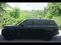 2018 land rover black.  land 2018 2017 blacked out autobiography range rover triple black chrome on land rover black