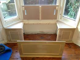 Bay Window Bench Seat Plans Bench Window Seat Diy Bench Style Window Seat  Bay Window Benches