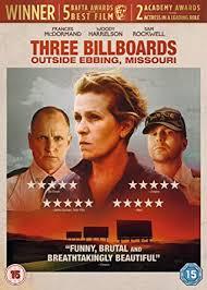 Three Billboards Outside Ebbing Missouri Dvd 2018 Amazon