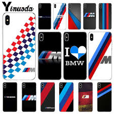 ซอทไหน Yinuoda Iim Bmw Rubber Soft Protective Case For Apple