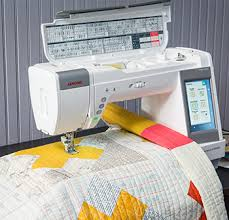 Janome America: World's Easiest Sewing, Quilting, Embroidery ... & Designed specifically for Quilter's, 11