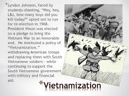 Image result for vietnamization definition