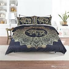 elephant bedding set full