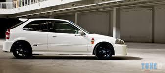 honda civic hatchback modified. dondi mallari ek the honda civic hatchback modified