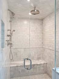 marble subway tile bathroom inviting shower rawfoodphotos com along with 6