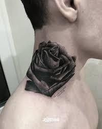 шея татуировки в воткинске Rustattooru