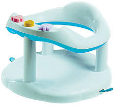 Сиденье для купания Бытпласт 431326602 Голубое в ...