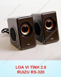 Loa Vi Tính 2.0 Ruizu RS 320
