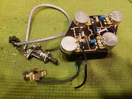 gibson wiring harness for les paul quick connect board pots reverb ended