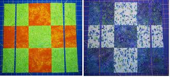 Free Quilt, Craft and Sewing Patterns: Links and Tutorials *With ... & Disappearing 9-Patch Quilt Pattern Adamdwight.com