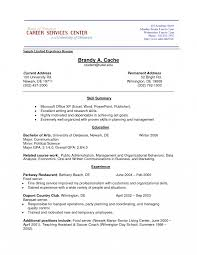 No Job Experience Resume No Work Experience Resume Sample Toreto Co High School Graduate 27
