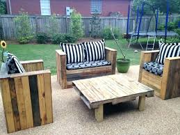 wood pallet patio furniture. Beautiful Furniture Pallet Outdoor Furniture Wooden Patio Set  Chair Plans How To Build Throughout Wood Pallet Patio Furniture
