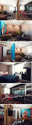 4 Super Tiny Apartments Under 30 Square Meters [Includes Floor ...