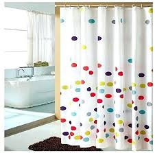 kid shower curtains kids shower curtain dots are great for everyone kid shower curtains target
