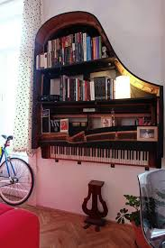 20 creative ideas and diy projects to repurpose old furniture grand piano