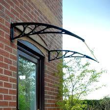 contemporary door canopy home depot aluminum awnings glass details medium size of front door canopy wooden