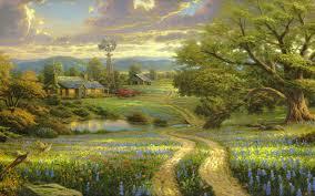 thomas kinkade paintings 752378