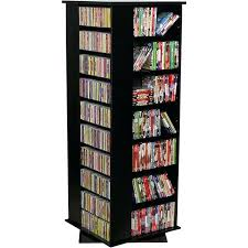 cd and dvd storage medium cabinet with doors