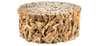 round teak coffee table round teak root coffee table limited edition ranges 1 teak wood round