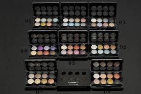 mac eyeshadow palette 8 color 11 mac salable supplies mac makeup