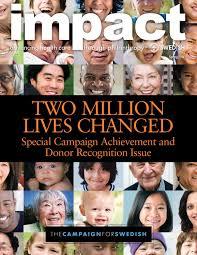 IMPACT Magazine - Spring 2014 by Swedish Medical Center Foundation - issuu
