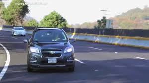 Prueba de manejo Chevrolet Trax LTZ 2015 - YouTube