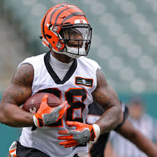 Bengals Rb Joe Mixon Is About To Breakout In 2018 Cincy Jungle