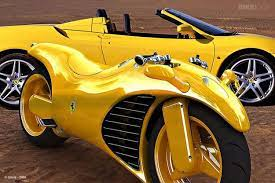 Top 5 Concept Motorcycles Bike Exif Ferrari Bike Super Bikes Concept Motorcycles