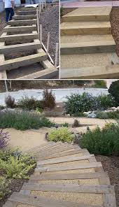 from bhg australia learn how to build outdoor stairs this is a similar project to above but the directionaterials are a little simpler