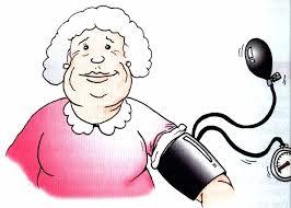 Resultado de imagen para hipertension en adulto mayor