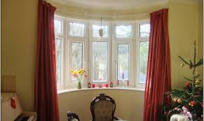 curtains amiable hanging curtains in bay window ravishing installing curtains in a bay window captivating