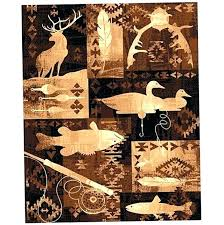 cabin area rugs rustic lodge style rug log ru rustic cabin area rugs lodge