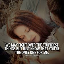 Fight For What You Love Quotes Interesting We May Fight Over The Stupidest Things Quotes With Pictures
