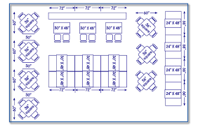 Seatingexpert Com Restaurant Seating Chart Design Guide