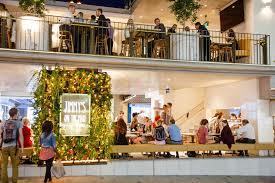 restaurants brisbane city mall