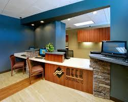 medical office interior design. Meek Chiropractic Office Infill Medical Interior Design B