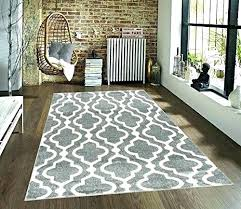 grey and cream area rug awesome 8 x rugs the home depot within gray for
